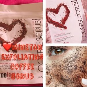 minetan Exfoliating Coffee Scrub